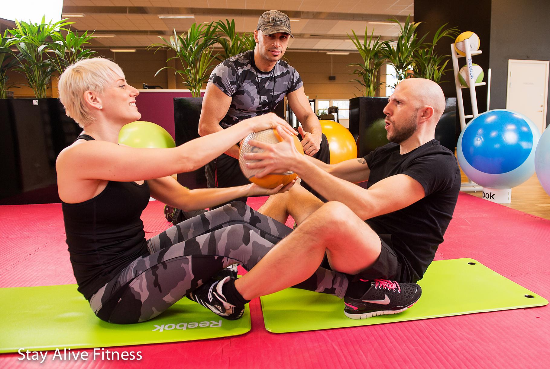 Couple Training - stayalivefitness.se
